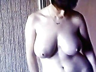 Never Let Me Down - Antique Big Tits Student Unwrap Dance