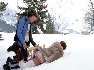 L'amour Aux Sports D'hiver