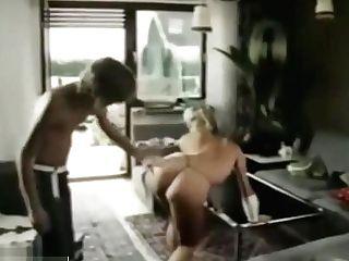 Old-school Antique Cougar Entices A Boy