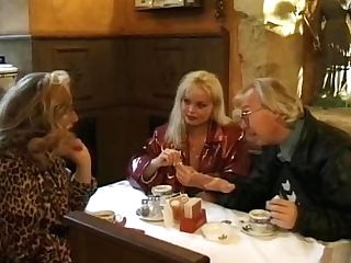 Two Adorable Honeys Getting Fucked By Two Guys