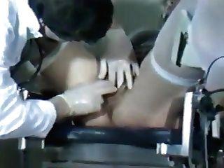 Gyneco Fist-fucking German Style