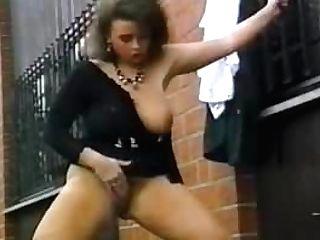 Effie Balconi Antique German Saggy Tits Pissen