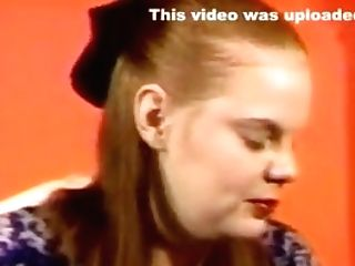 Antique Chubby Ginger-haired Fucked