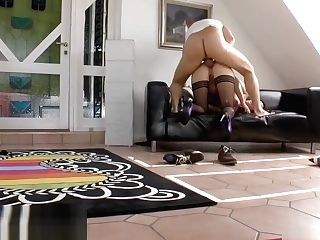 Matures Brit Cockriding Before Doggystyle